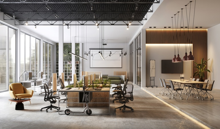 Tips to Design an Open Office Layout Your Employees Will Love